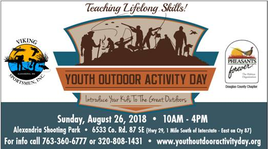 youth outdoor activity day info