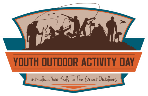 youth outdoor activity day logo