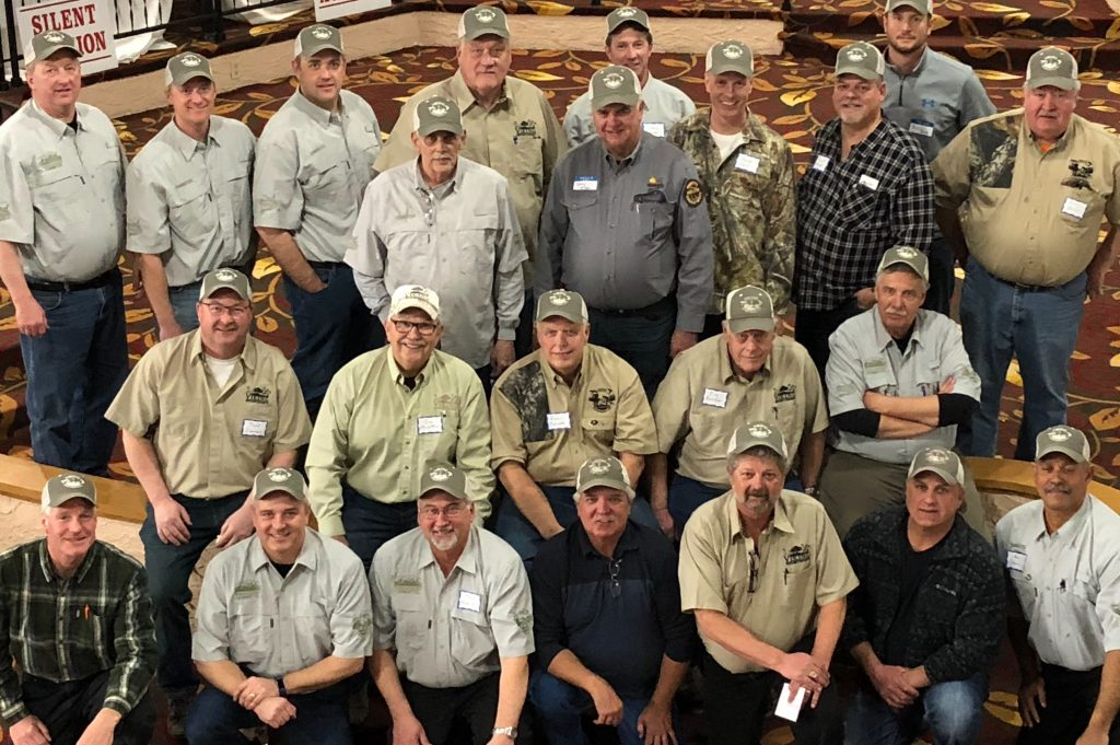 Viking Sportsmen Board of Directors 2018