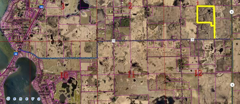 hardwoods map